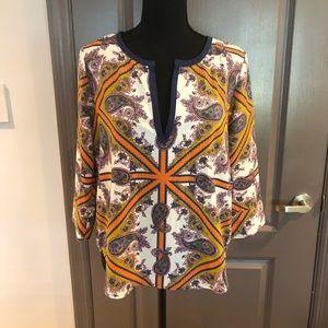 GLAM printed blouse